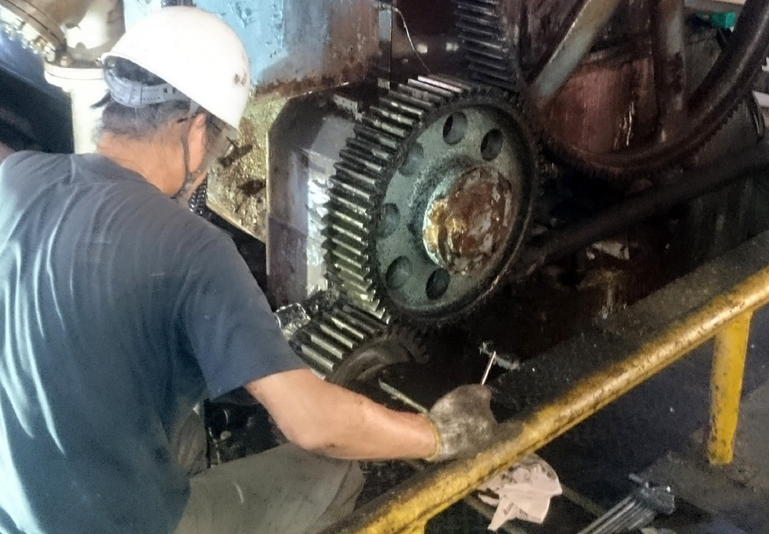Machine Repair and Maintainance